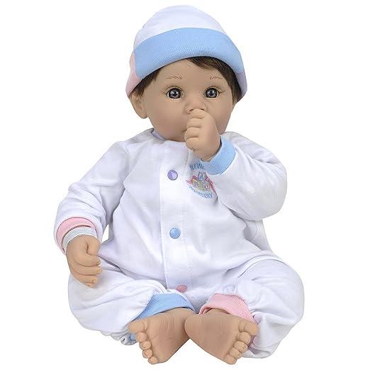 Newborn Nursery - Little Sweetheart Brown hair, Blue eyes