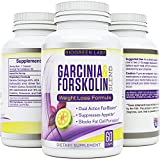 Pure Forskolin Extract with Garcinia Cambogia ● 100% All Natural, USA Made & Highest Quality ● Premium Potency ● Recommended Dosages ● Safe & Effective ● Fully Guaranteed