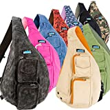 NEXT GENERATION Sling Backpack By MERU - Cross body Sling Bag With Advanced Memory Foam Strap For Maximum Carrying Comfort. Men and Women