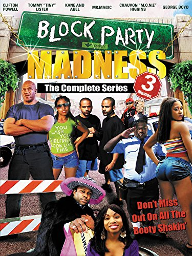 Block Party Madness on Amazon Prime Instant Video UK