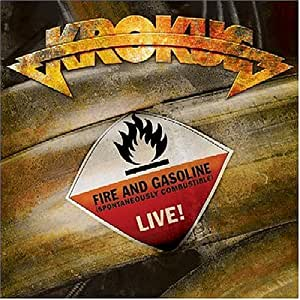 Fire & Gasoline: Live Greatest Hits