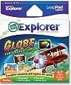 Leapfrog Explorer Learning Game Globe Earth Adventures Works With Leappad Leapster Explorer by LeapFrog