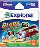 LeapFrog Explorer Learning Game: Globe: Earth Adventures (works with LeapPad & Leapster Explorer)