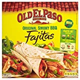 Old El Paso Fajitas Original Smoky BBQ Kit (500g)