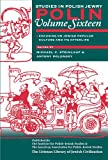 Polin: Studies in Polish Jewry, Volume 16: Jewish Popular Culture and its Afterlife