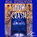 Snow Crash Audiobook by Neal Stephenson Narrated by Jonathan Davis