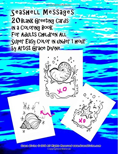 seashell-messages-20blank-greeting-cards-in-a-coloring-book-for-adults-children-all-super-easy-color