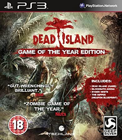 Standard Edition - Dead Island: Game of the Year  (PS3)