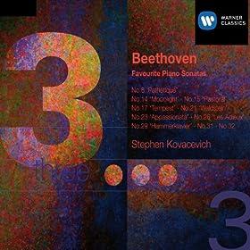 Piano Sonata No. 32 in C ,Op. 111: II. Arietta (con variazioni) - Adagio molto, semplice e cantabile