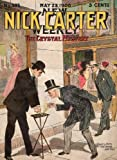 img - for NICK CARTER: The Crystal Mystery (a DIME-NOVEL Detective story about America's 19th-century SHERLOCK HOLMES) book / textbook / text book