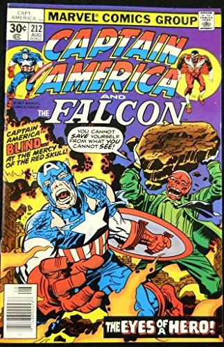 CAPTAIN AMERICA #212 VF/NM (Captain America 212 compare prices)