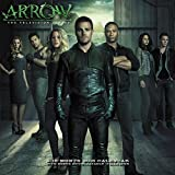 Arrow 2016 Calendar: Includes Bonus Downloadable Wallpaper