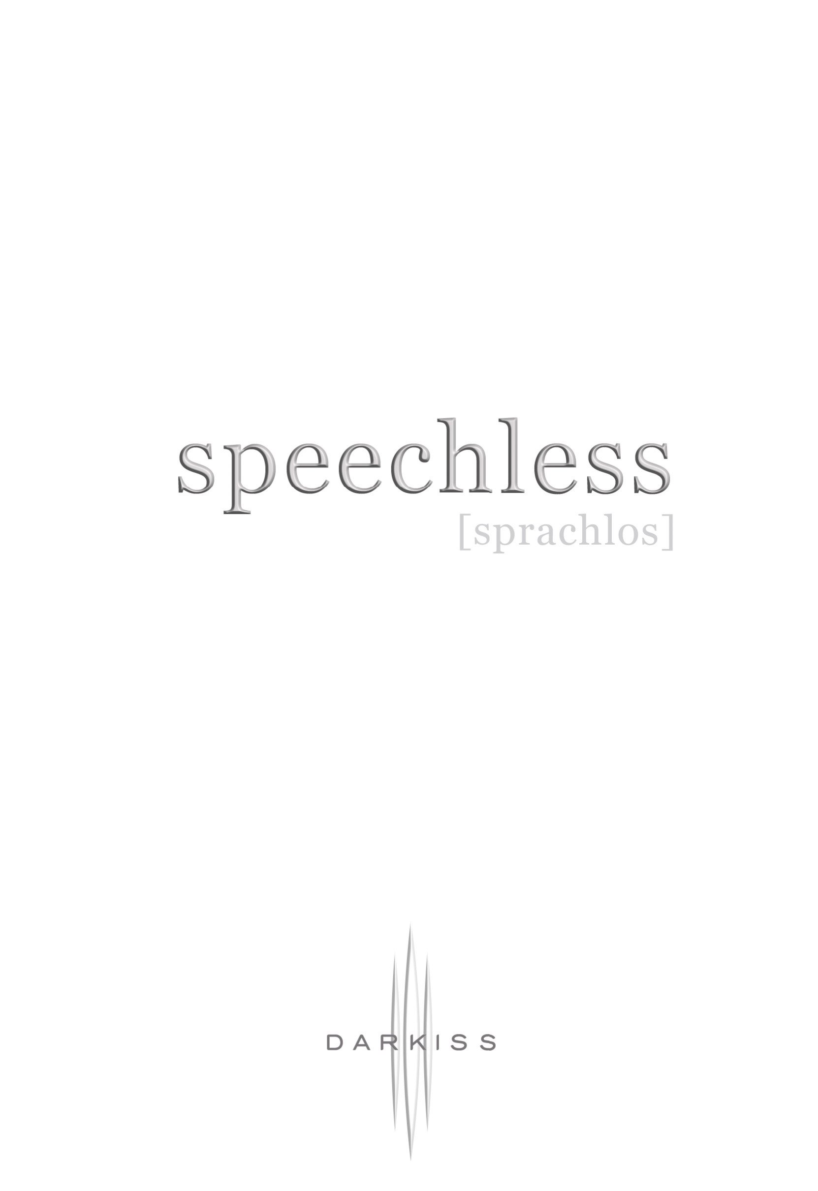 [Rezension] Speechless - Hannah Harrington