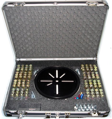 61JUBvLjxcL Specialized Wheel Alignment Tool Case