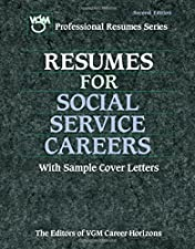 Resumes for Social Service Careers by McGraw-Hill Education