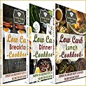 The Ultimate Low Carb Recipe Bundle: The Best Low Carbs Recipes All in One Package: Essential Kitchen Series, Book 57 Audiobook by Sarah Sophia Narrated by Maribeth Merrill