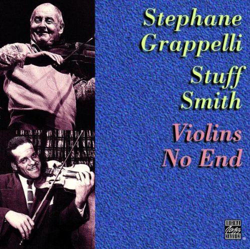 GRAPPELLI SMITH_/ VIOLIN NO END