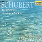Schubert: Trout Quintet & Quartet In A minor