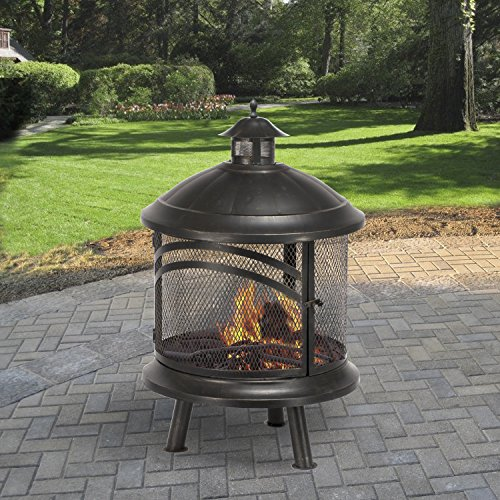 Deckmate Bayside Outdoor Fireplace Model 30364