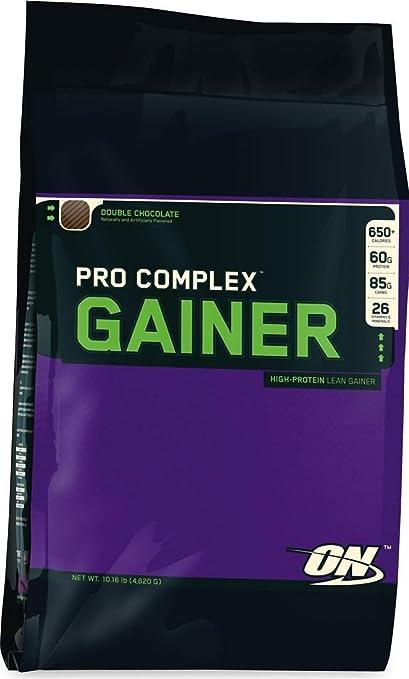 Optimum Pro Complex Gainer 2.2Kg Vanilla