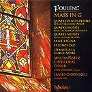 Poulenc: Mass & Motets