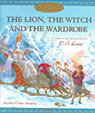 The Lion, the Witch and the Wardrobe (picture book edition) (Chronicles of Narnia)
