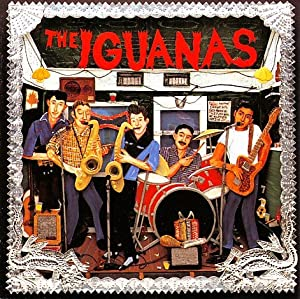 Iguanas,the