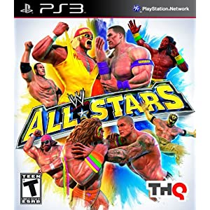 WWE All Stars Video Game for PS3