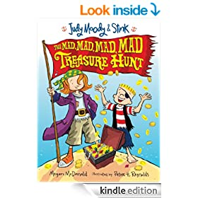 Judy Moody & Stink: The Mad, Mad, Mad, Mad Treasure Hunt (Judy Moody and Stink)