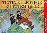 Tintin - Nathan - 592070 - Tintin et le piège du Totem Dhor - jeu de société