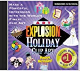 Art Explosion: Holiday Clip Art (Jewel Case)