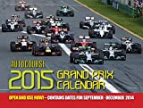 Autocourse 2015 Grand Prix Calendar: Contains Dates for September - December 2014
