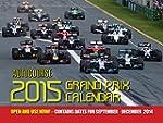 Autocourse 2015 Grand Prix Calendar:...