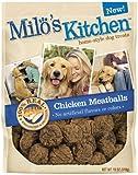 Milo's Kitchen Chicken Meatballs Dog Treats - 18-oz bag