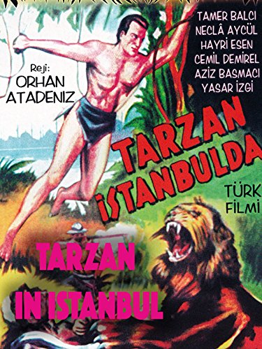 Tarzan In Istanbul on Amazon Prime Video UK
