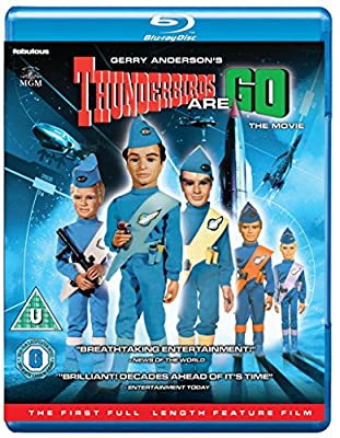 Thunderbirds Are GO - The Movie [Blu-ray]
