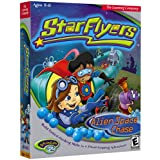 StarFlyers Alien Space Chase - PC/Mac ~ The Learning Company