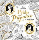 Image of Pride and Prejudice: A Coloring Classic