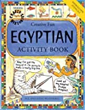 img - for Egyptian Activity Book (Creative Fun) book / textbook / text book