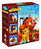 Image de The Lion King Trilogy 1-3 [Blu-ray] 1 2 3 Box Set [UK Import]