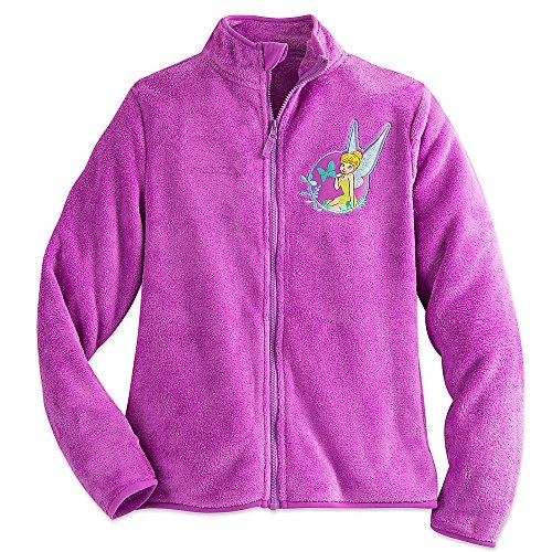 Disney Women's Tinker Bell Fleece Jacket LADIES 2XL Purple (Adult Clothing compare prices)
