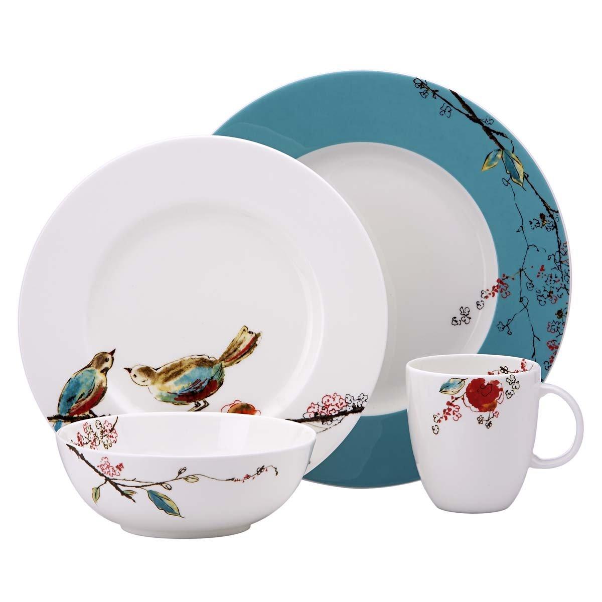 lenox chirp dinnerware
