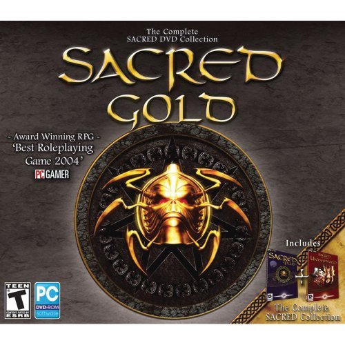 Encore Sacred Gold Windows PC 26470
