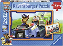 Comprar Patrulla Canina - Puzzle doble, 12 piezas (Ravensburger 07591 1)