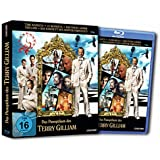 Terry Gilliam Collection - 5-Disc Set ( Time Bandits / Twelve Monkeys (12 Monkeys) / The Brothers Grimm / Tideland / The Imaginarium of Doctor Parnassus ) [ Origine Allemande, Sans Langue F (Blu-Ray)