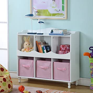 Cubby Toy Storage