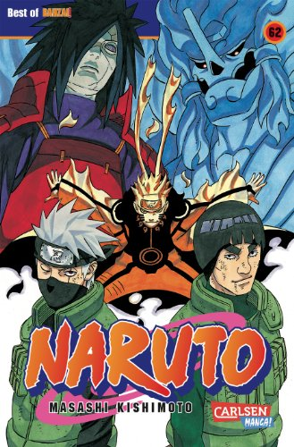 Naruto, Band 62