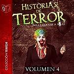 Historias de terror - IV [Stories of Horror - IV] | Tony Jimenez,Ralph Barby,Edgar Allan Poe,Bram Stoker,Gustavo Bécquer