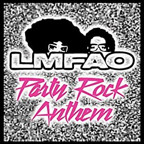 Titelbild des Gesangs Party Rock Anthem von Lmfao