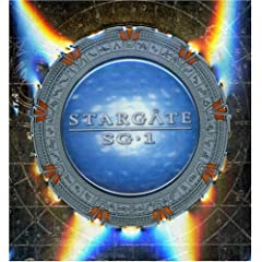 cover of Stargate SG-1